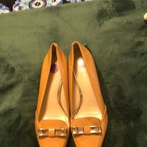 Authentic coach small heels